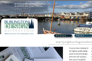 Burlington Design Partnership Website
