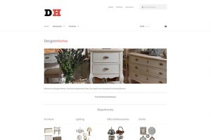 DesignerHomes Website